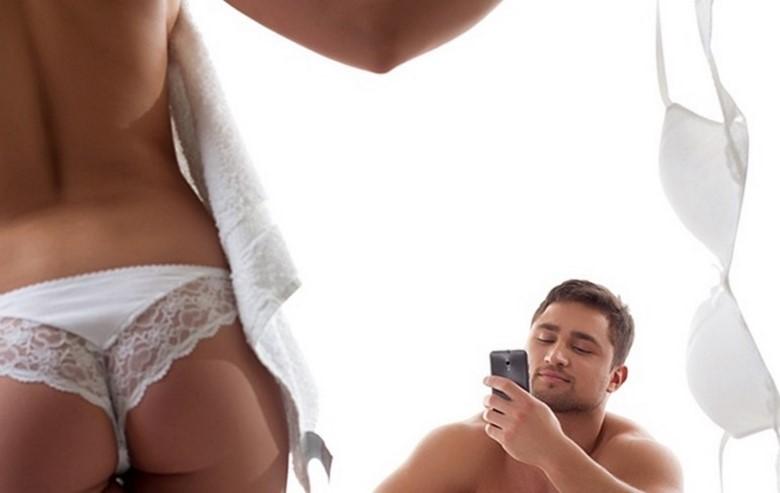 секс с мужем